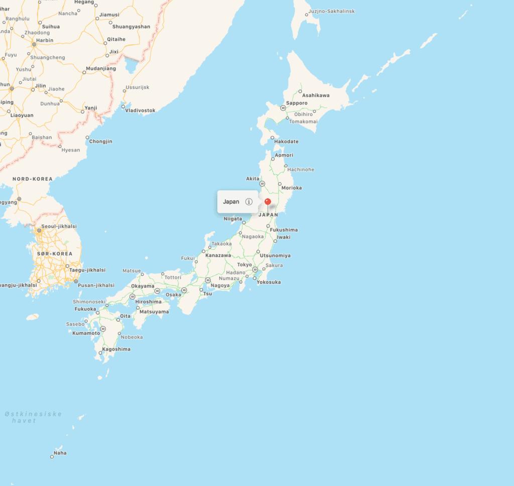Kart Japan