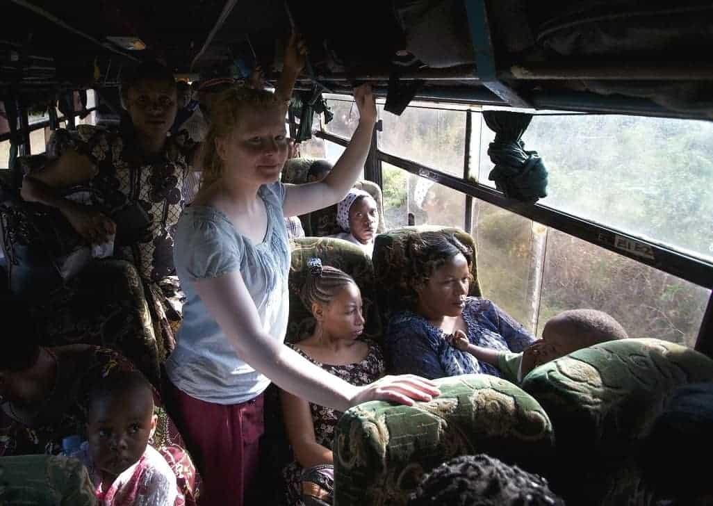 FNbusstil Hjemmeside