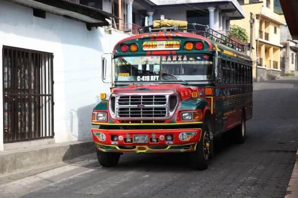 Studietur-opplevelser – Buss