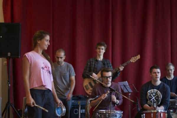 Jazzlinja – seminar