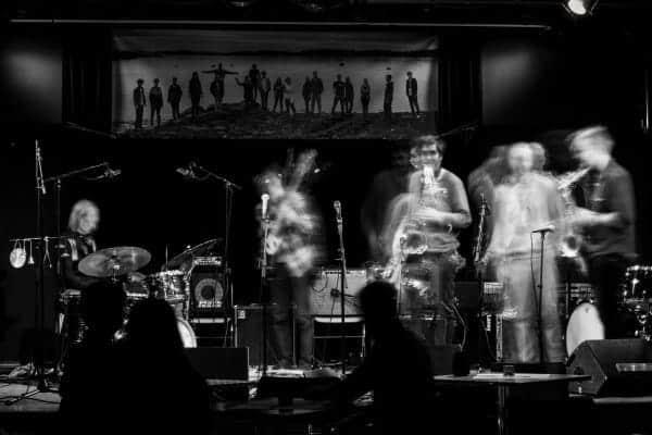 jazzlinja – turné