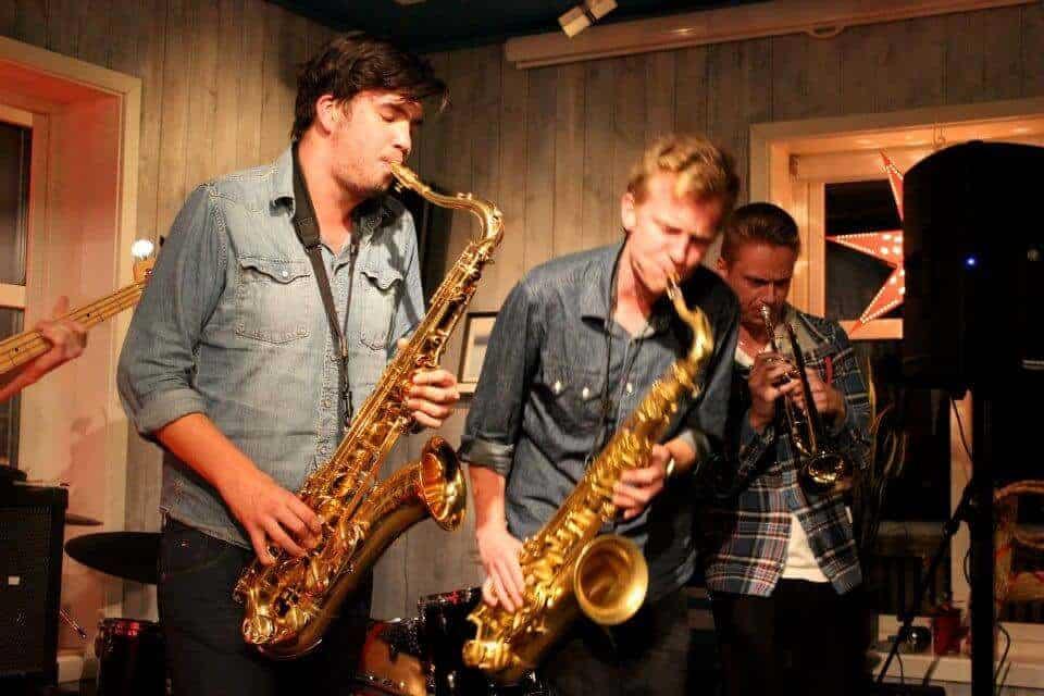 Jazzkonsert På E@
